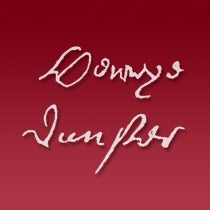 President Dunster's signature