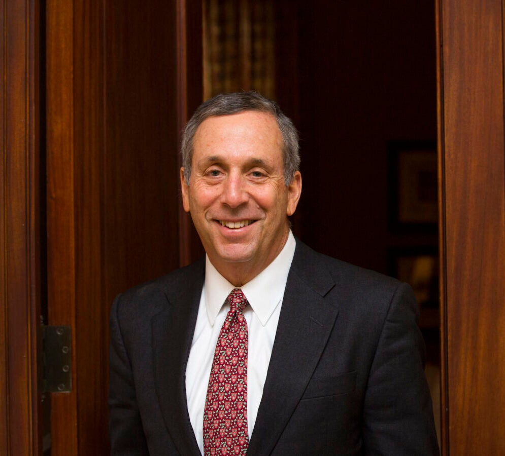President Bacow
