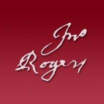 President Rogers' signature