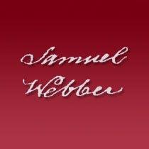 President Webber's signature