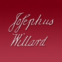 President Willard's signature