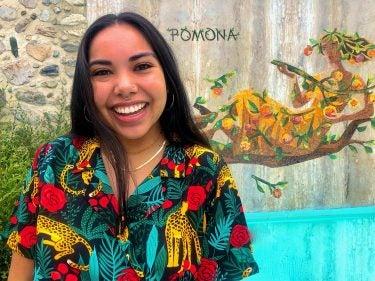 Yesenia Perez smiling